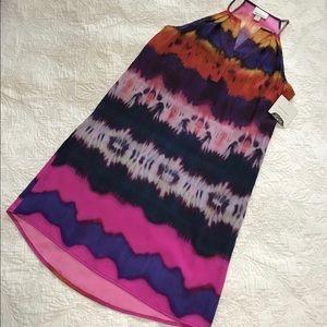 Beautiful Donna Morgan Tie-Dye Dress - small